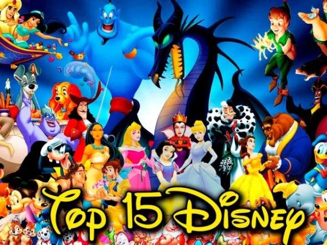Qual o clássico da Disney você deveria ver?