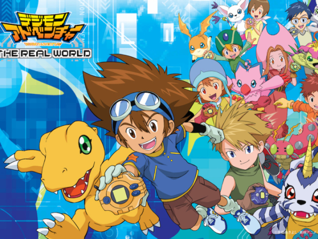 Qual seria o seu fiel Digimon em Digimon Adventure?
