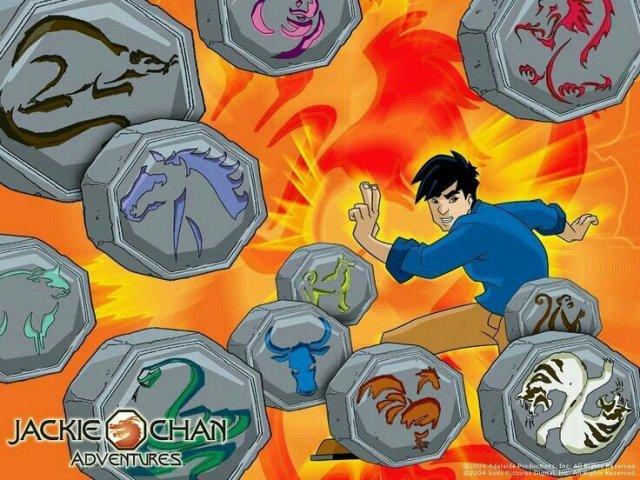 Qual é o Talismã de As aventuras de Jackie Chan que seria perfeito para você?