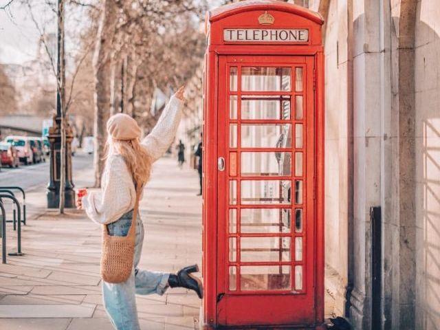 Monte seu intercâmbio em Londres!