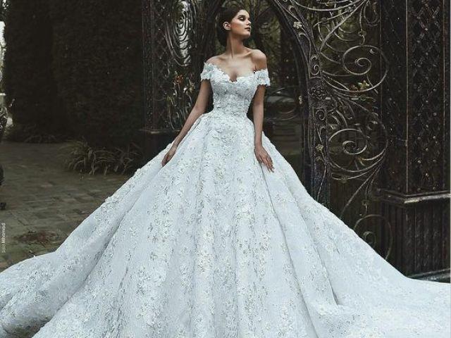 Qual seria seu vestido de casamento?