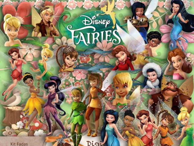 Qual fada da Disney você é?