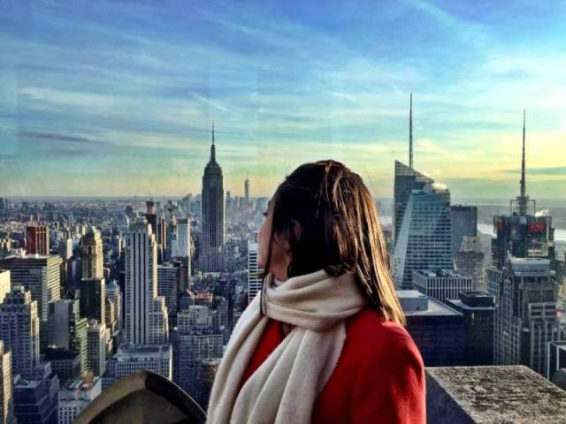 Monte seu intercâmbio em Nova York!