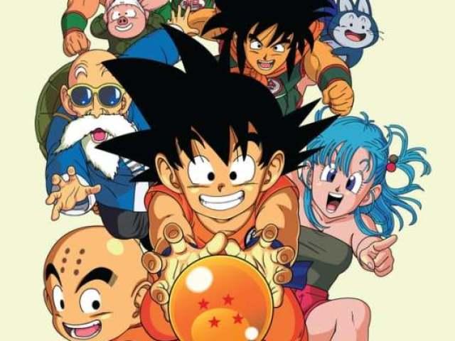 Você realmente conhece Dragon Ball?