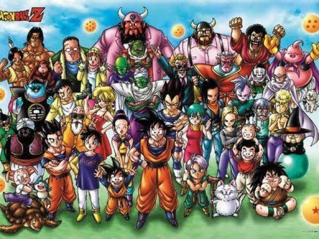 Você sabe sobre Dragon Ball Z?