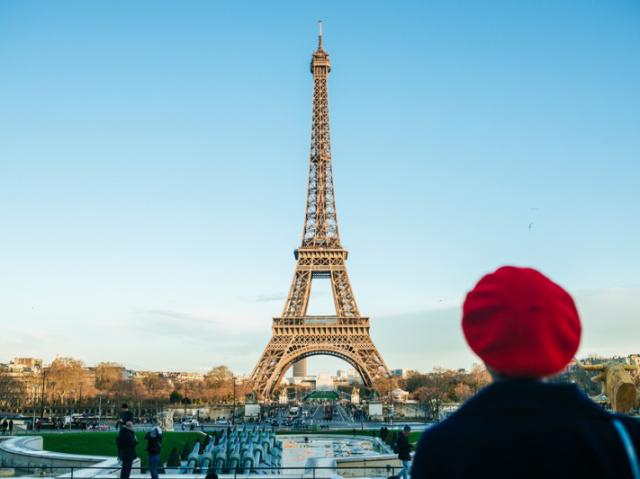 Monte seu intercâmbio em Paris!