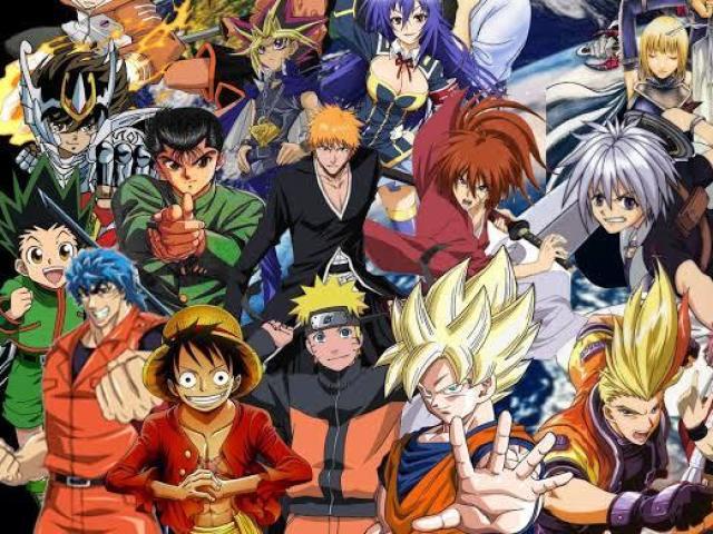 Vamos testar seus conhecimentos sobre animes!?