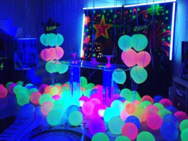 Qual será o tema da sua festa de 15 anos?