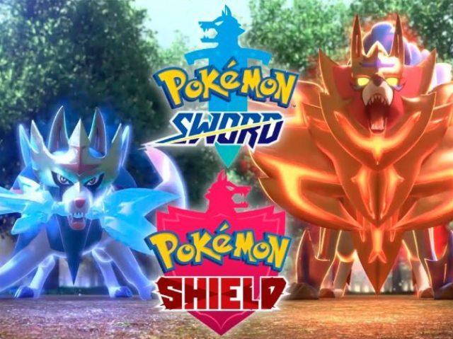 Você conhece os jogos Pokémon Sword and Shield?