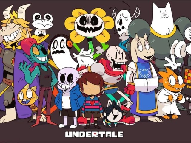 Quiz de Undertale