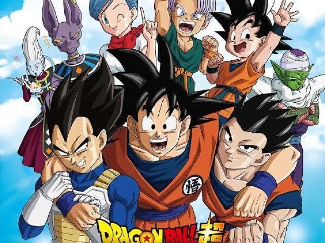 Você sabe tudo sobre Dragon Ball Super?