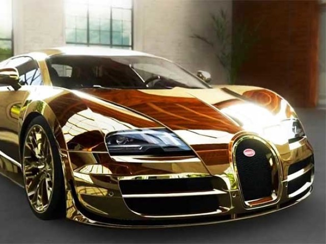 Qual vai ser o seu carro de luxo no futuro? 😆