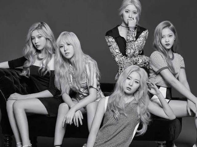 Qual das integrantes do Red Velvet você seria?