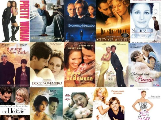 Qual o filme de romance segunda sua sinopse