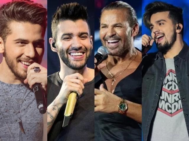 Qual cantor sertanejo seria seu par perfeito?