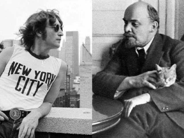Lenin ou Lennon?
