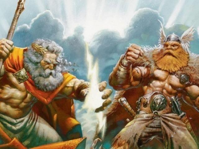 O que sabe sobre Mitologia Nórdica?