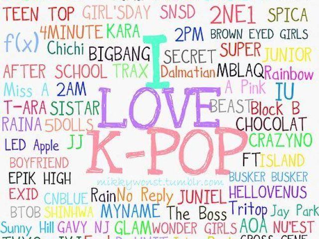 K-pop: Quem é o líder? (PT.2)