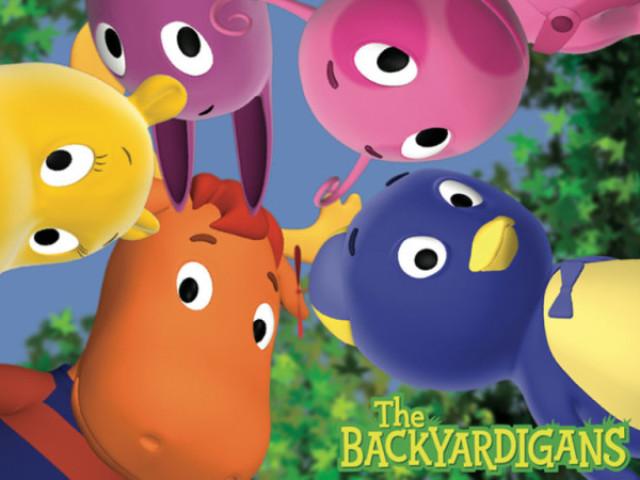 Qual Backyardigan você seria?