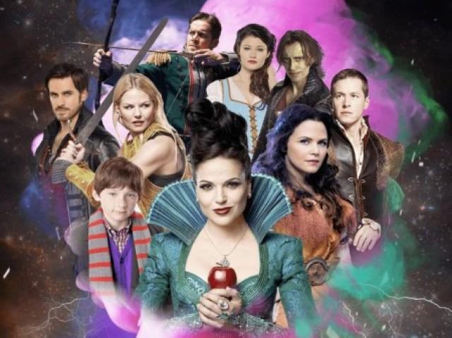 Qual personagem de Once Upon a Time você é?