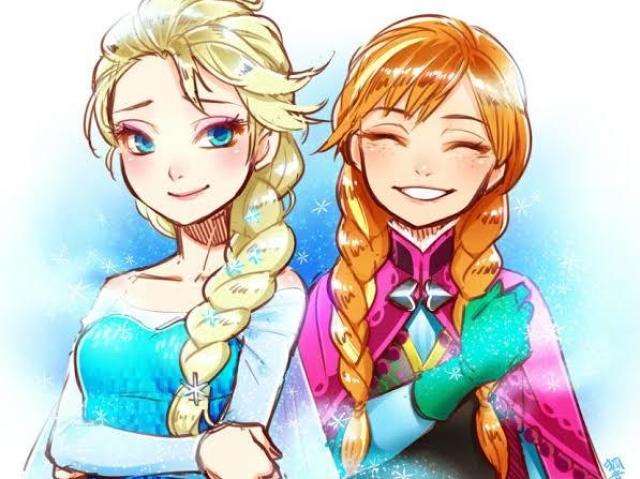 Elsa ou Ana: Quem te representa?