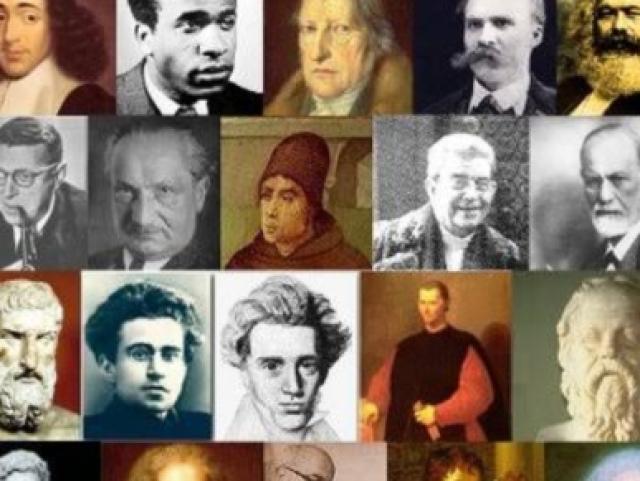 Qual filosofo que marcou a historia da humanidade você seria?