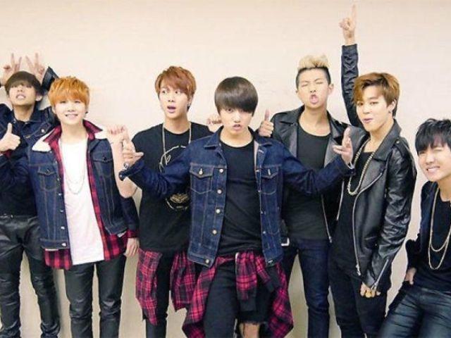 BTS RPG: Quem do BTS seria seu namorado?