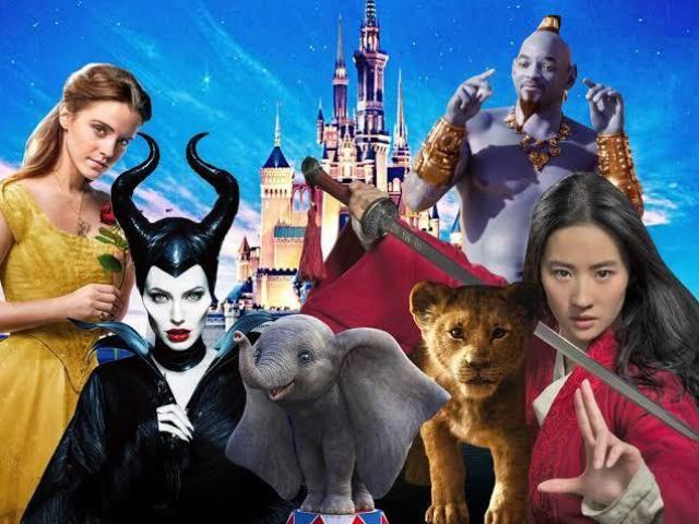 Você realmente sabe tudo sobre os live actions da Disney?
