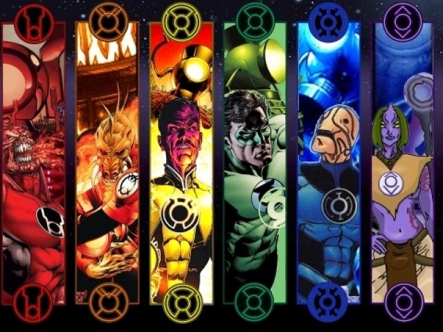 Qual Tropa de Lanternas Você Pertence?