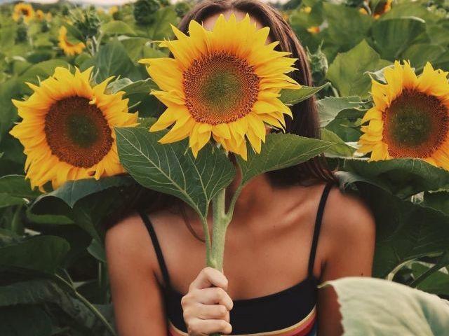 Qual flor representa sua personalidade?