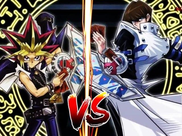 Quem é o amor da sua vida? Yugi ou Kaiba?