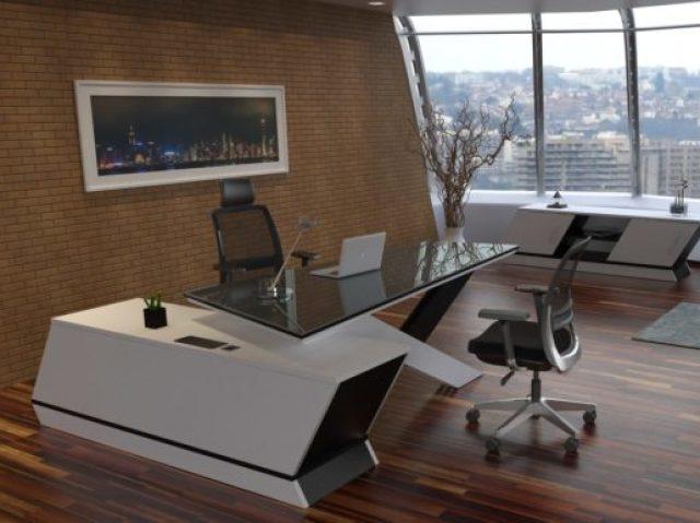 Monte seu escritório e veja como ele será.