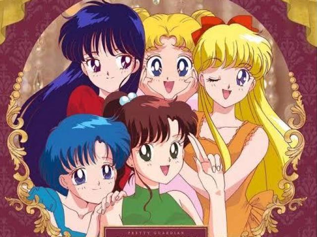 Quem sou em Sailor Moon?