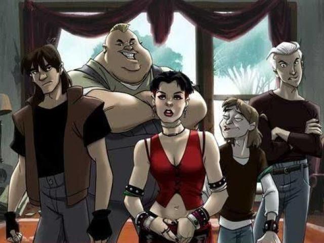 Quem eu seria da Irmandade de Mutantes em X-Men Evolution?
