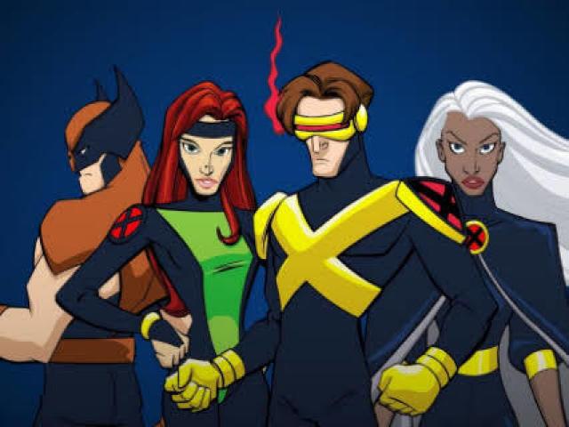 Quem sou em X-Men Evolution?