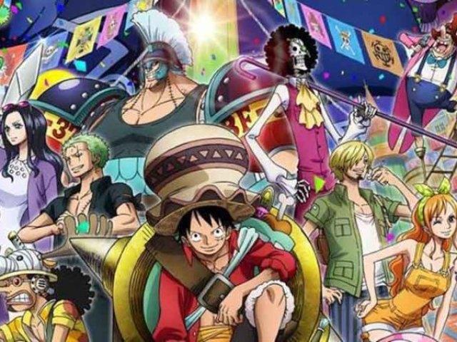 Sabes tudo sobre One Piece Stampede?