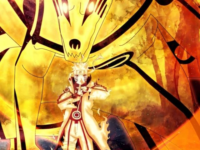 Você conhece Naruto clássico e Shippuden?