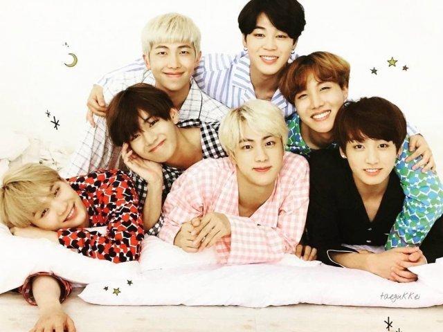 Quem seria seu namorado do BTS?