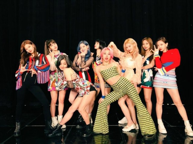 Qual seria seu grupo de k-pop?