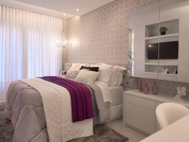 Como seria o seu quarto?