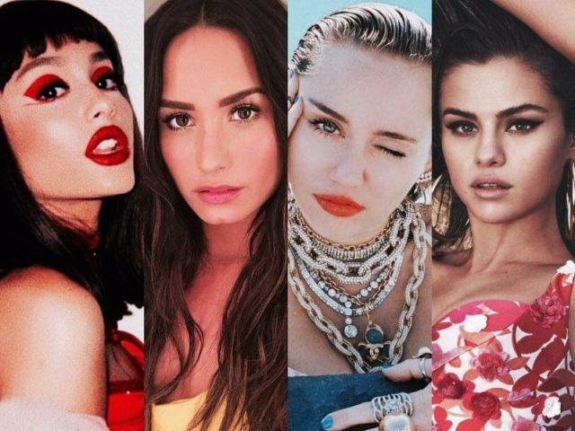 Monte seu look e descubra qual cantora pop você seria!