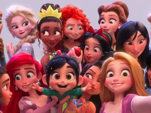 Com qual princesa você se parece?