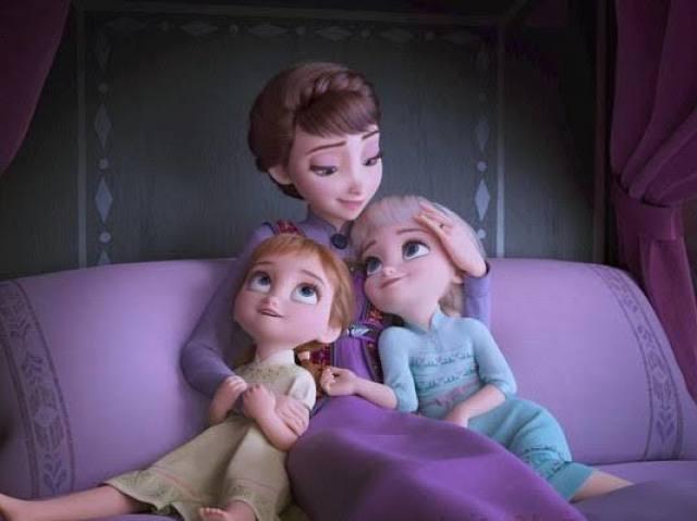 Frozen 1 e 2 - Qual música te representa?