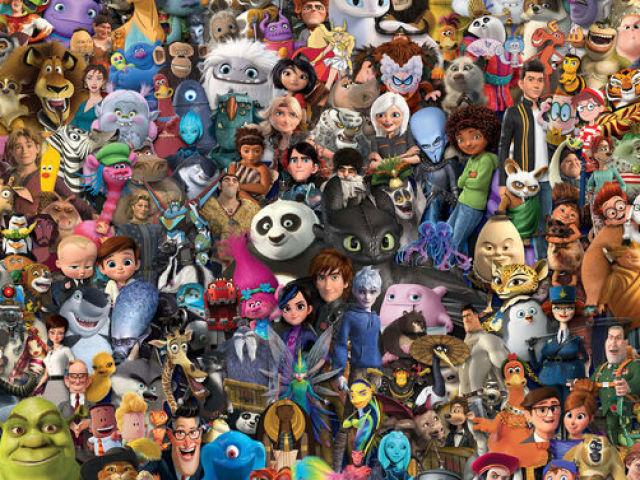Você realmente conhece as animações da DreamWorks?