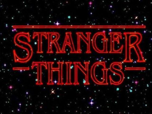 Você conhece bem a série Stranger Things?