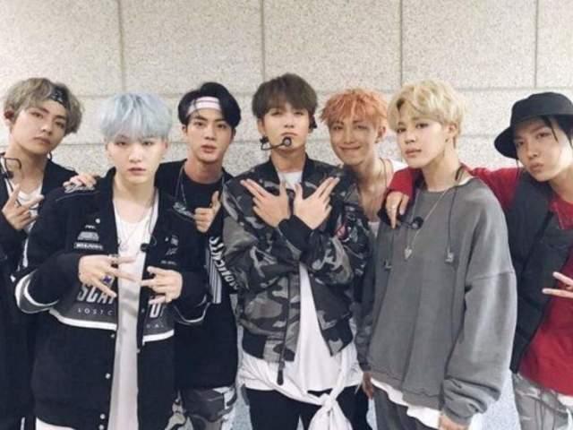 Qual membro do BTS seria seu namorado? ❤