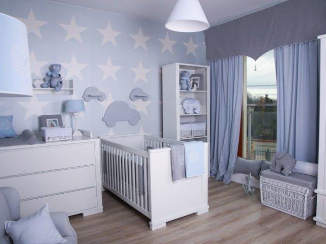 Monte o quarto do seu filho bebê!