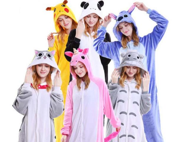 Como seria sua festa do pijama?