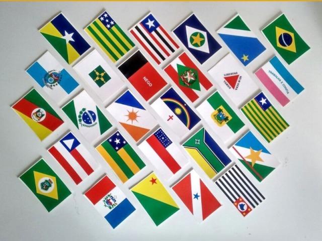 Você conhece as bandeiras das cidades brasileiras?