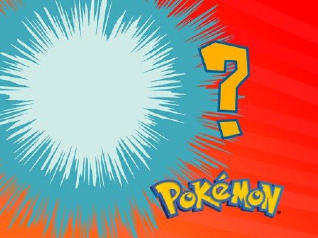 Quem é esse Pokémon? (Nível fácil)